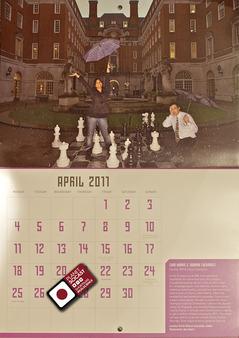 Deadline 2011 calendar