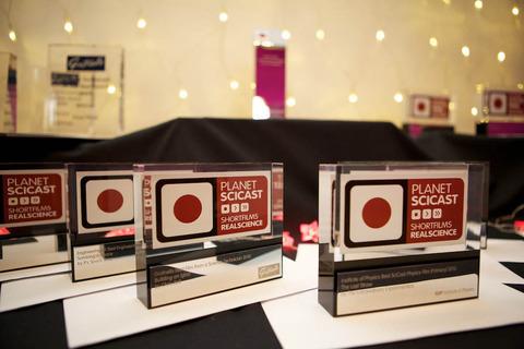SciCast Trophies 2010