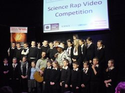 science_rap_launch_event